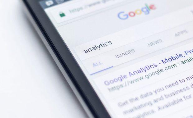 google analytics on phone